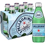 S.Pellegrino Sparkling Natural Mineral Water, 8.45 Fl Oz (pack of 6)