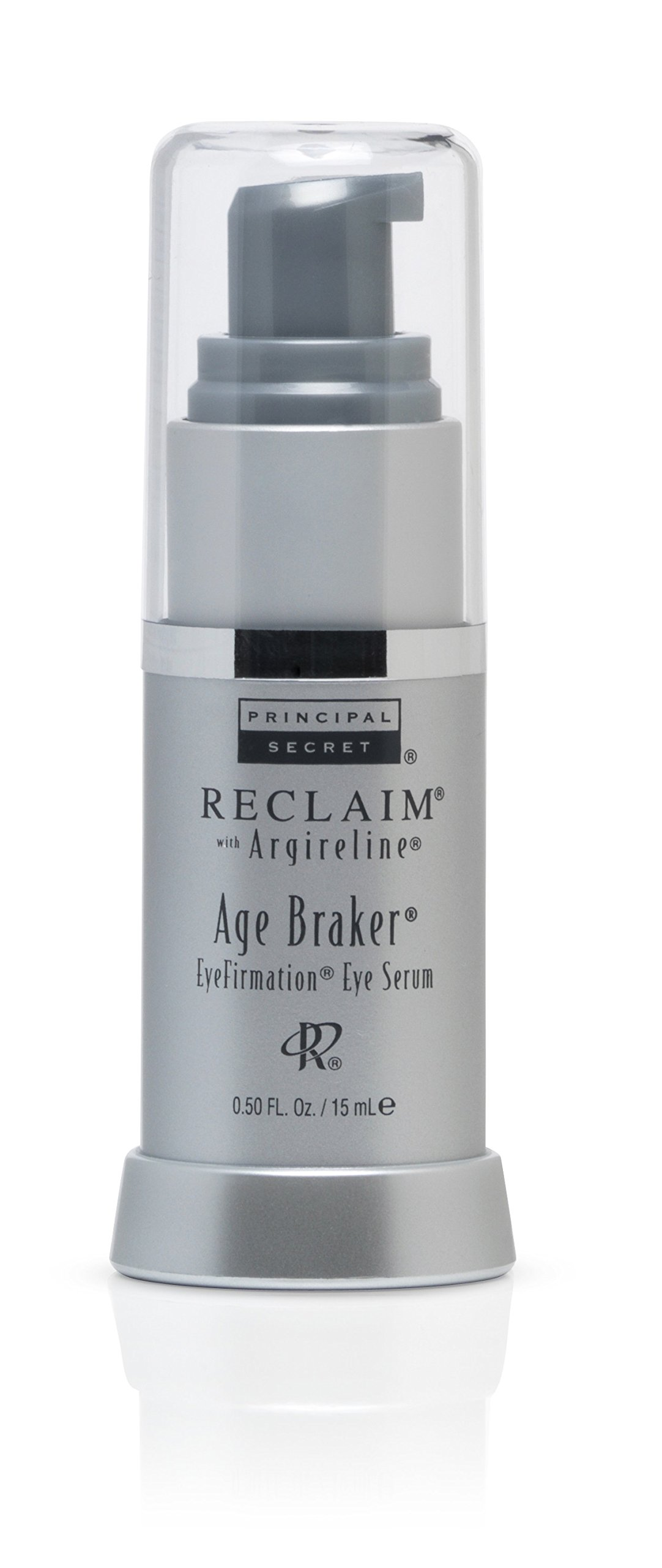 Principal Secret – Reclaim with Argireline – Age Braker EyeFirmation Eye Serum – Aloe & Shea Butter Infused – 90 Day Supply/0.5 Ounce