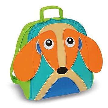 Oops Little Helper - Mochila infantil de neopreno (impermeable), diseño de perro: Amazon.es: Juguetes y juegos
