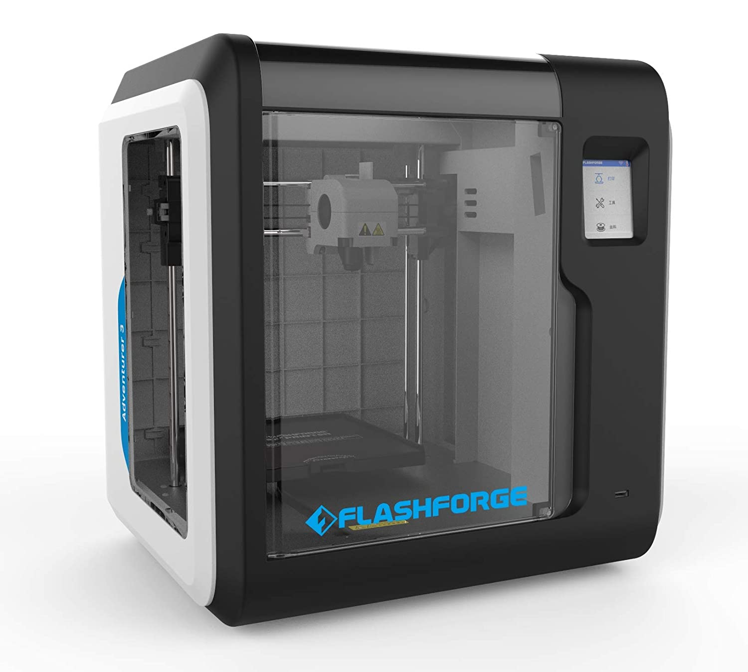 FLASHFORGE - Adventurer 3 - Impresora 3D Tamaño 150 x 150 x 150 mm ...