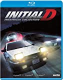 Initial D Legend: Theatrical Collection [Blu-ray]