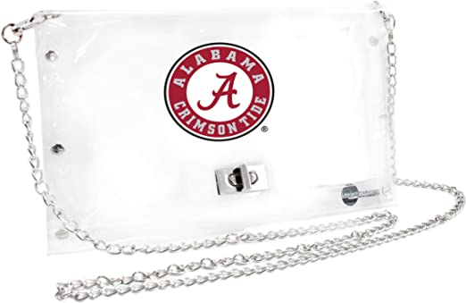 NCAA Clear Envelope Purse