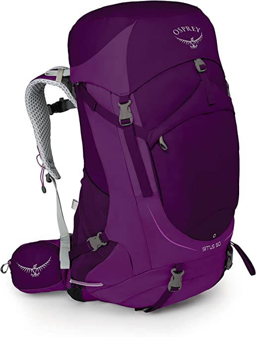 Osprey Sirrus 50 Women's Backpacking Backpack
