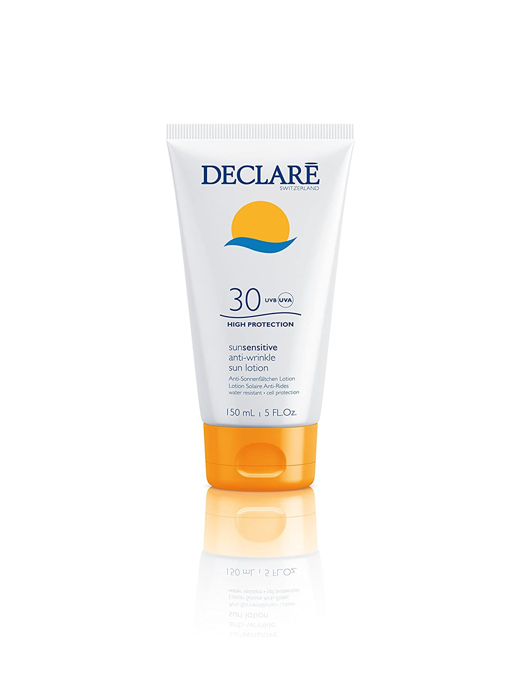 Declaré Sun-Sensitive Unisex, Anti-Wrinkle Sun-Lotion SPF30, 1er Pack (1 x 150 g) 9007867007433