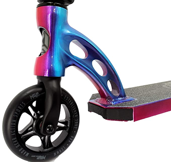 MGP Madd Gear VX8 - Patinete scooter + tapones para extremos ...