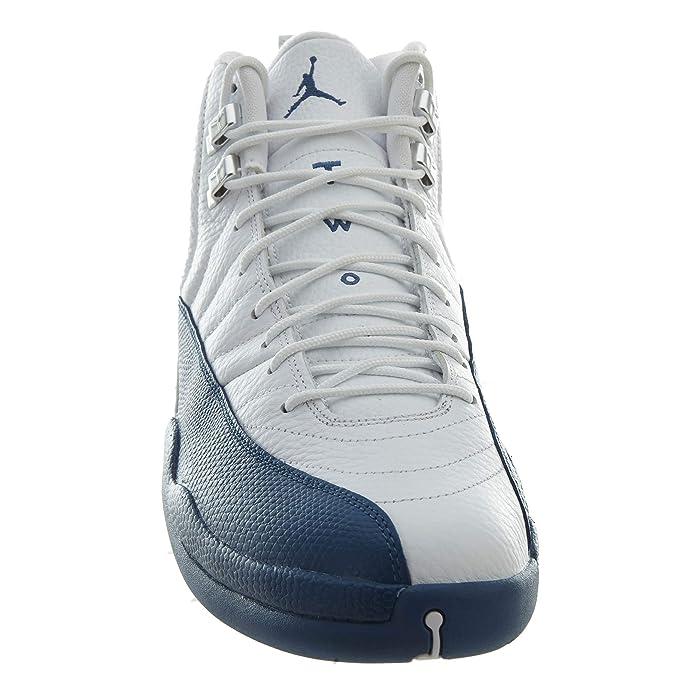 638cb05362e Amazon.com | Jordan 12 Retro French Blue (2016) | Fashion Sneakers