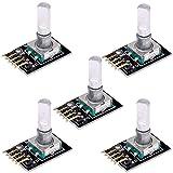 Icstation KY-040 Rotary Encoder Switch Brick Sensor Module for Arduino
