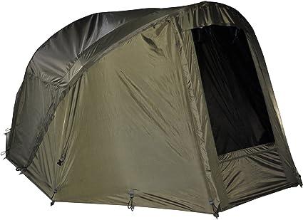 MK Angelsport Winterskin für Fort Knox Air 3,5 Mann Dome (kein Zelt nur Überwurf), Carp Dome, Overwrap for BivvyAngelzelt