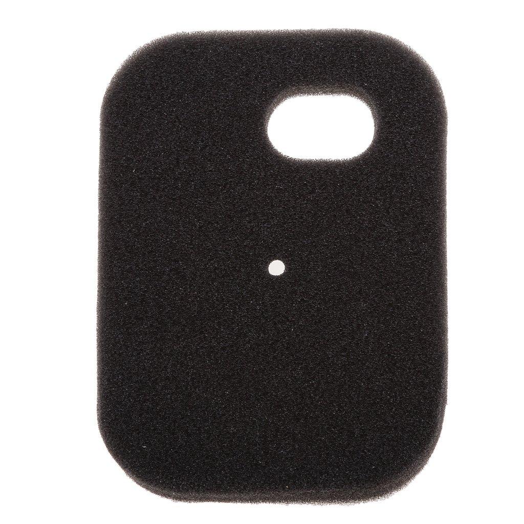 Sharplace Filtre /à Air /Éponge Noir Pi/èce de Remplacement Moto Id/éal pour Yamaha PW 50