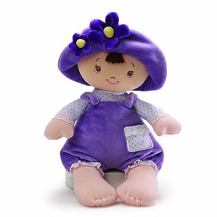 Amazon.com: Gund Gigi Tiempo de Juego Doll Plush: Toys & Games