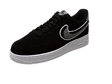 d6b18f98260e Nike Men s Air Force 1  07 Lv8 Gymnastics Shoes  Amazon.co.uk  Shoes ...