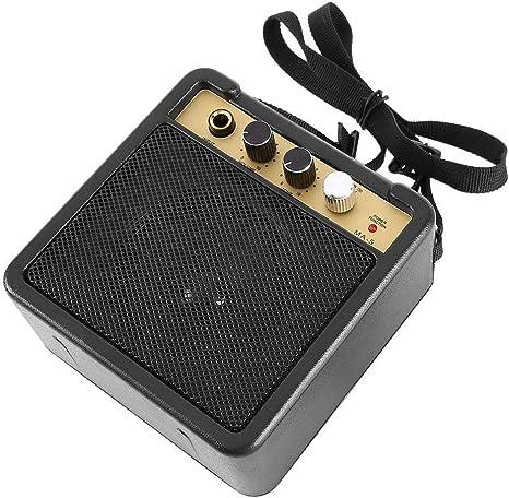 E-WAVE Mini amplificador de guitarra Amplificador de guitarra con ...