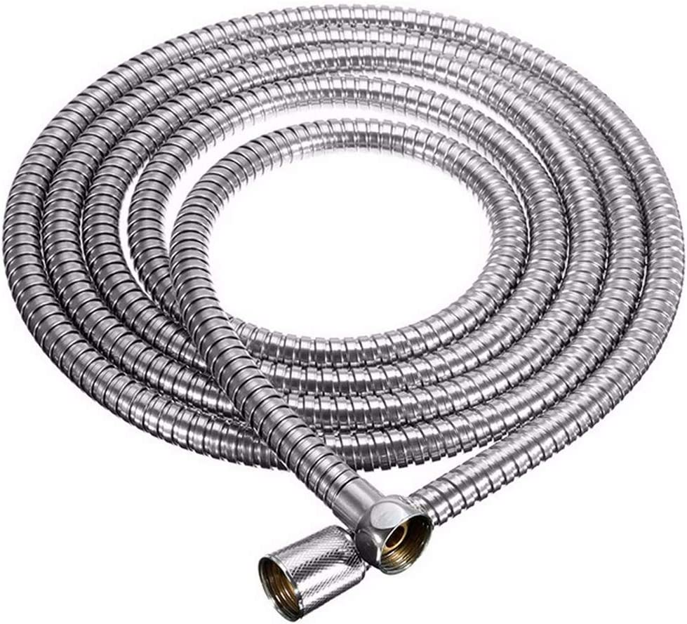 Copper Core Stainless Steel Plumbing Hose Bathroom Pipe Shower Head Tube