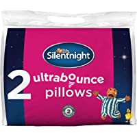 Silentnight Ultrabounce Pillow - 4 Pack, White, Pack of 4