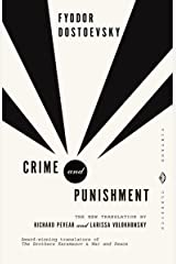 Crime and Punishment: A Novel in Six Parts with Epilogue (Vintage Classics) Kindle Edition