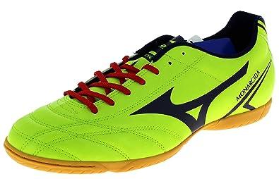 Mizuno - Mizuno Monarcida Indoor Men s Five-a-side Football Shoes Green  152437 - fa079ae9f1806
