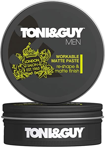 Toni & Guy Matte Paste, for Men, 75 ml