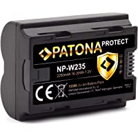 PATONA Protect V1 akumulator NP-W235 (2250 mAh) bez ograniczeń użytkowania - kompatybilny z Fuji Fujifilm X-T4