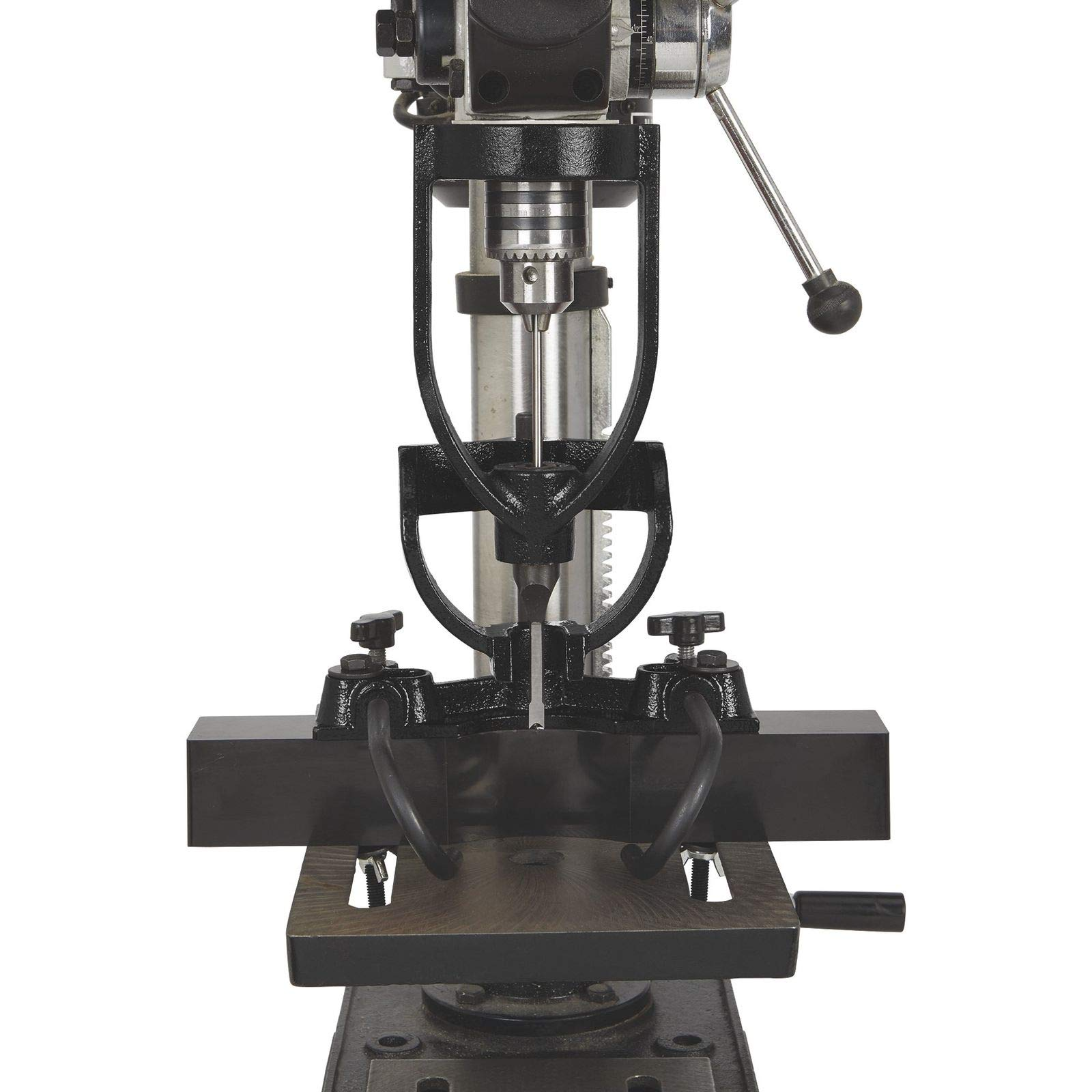 New Mortising Attachment- For Drill Press 52.5mm, 55mm, 58m&60mm-Excellent stability (Only 3 sets left) US-fast ship