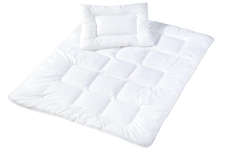 Julius Zöllner 4133130000 - Juego de edredón y almohada para cama infantil (100x135cm y 40x60cm)