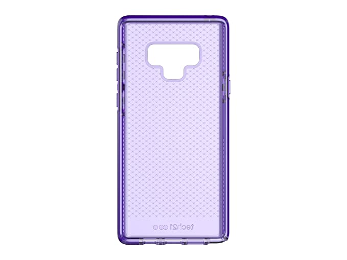 newest cf583 23344 tech21 - Evo Check Case - for Samsung Note 9 - Ultra Violet