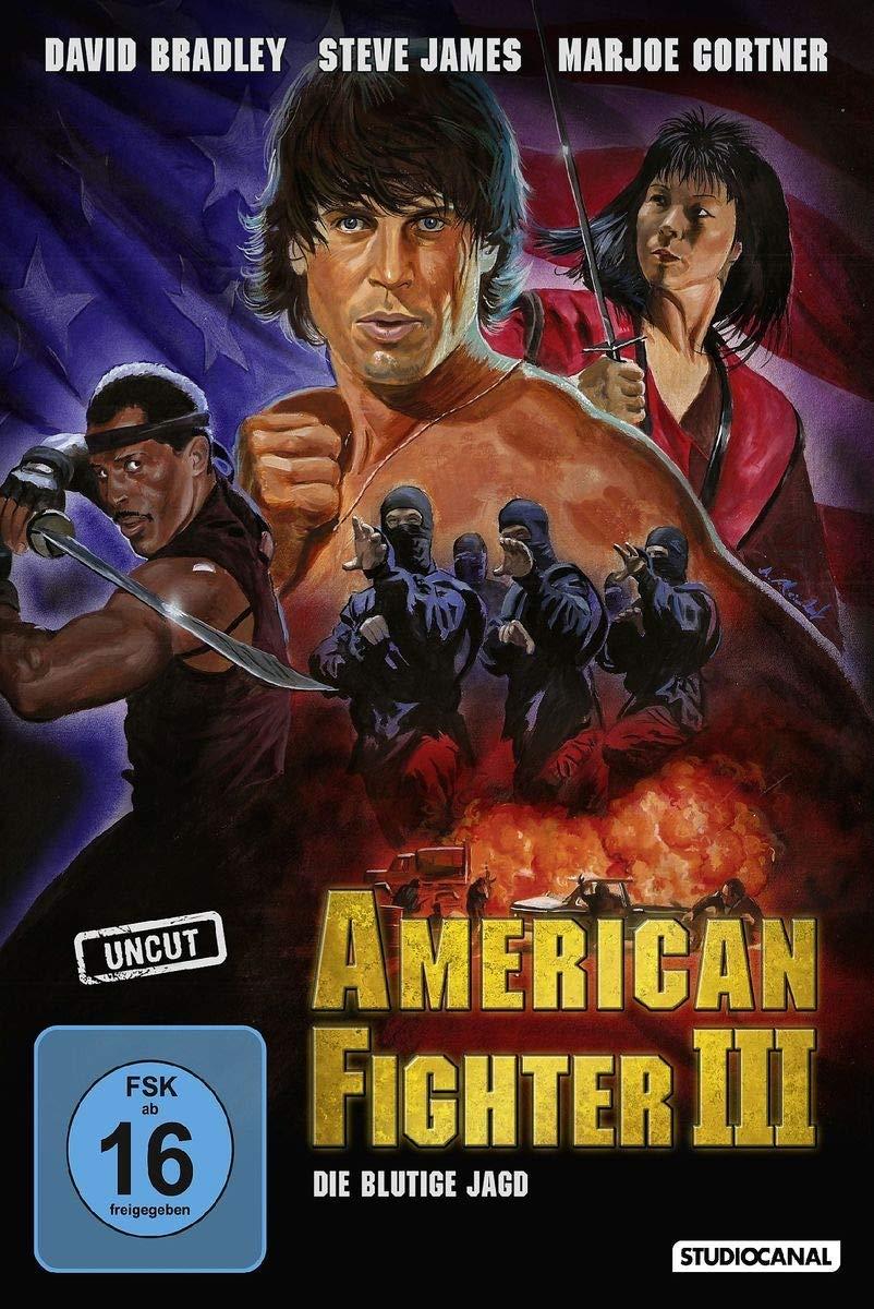 American Fighter III - Die blutige Jagd Alemania DVD: Amazon ...