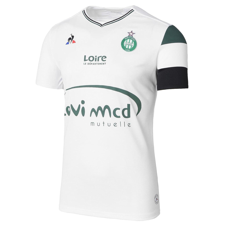 2017-2018 St Etienne Third Football Shirt B076CB6FTLXXL Adults