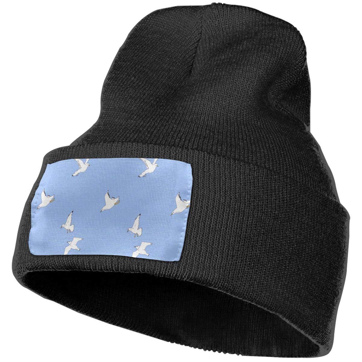 Field Rain Dove Unisex 100/% Acrylic Knit Hat Cap Rider Soft Beanie Hat Woolen Hat