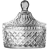 Soogo Cross Candy Bowl, 500 ml, Transparent