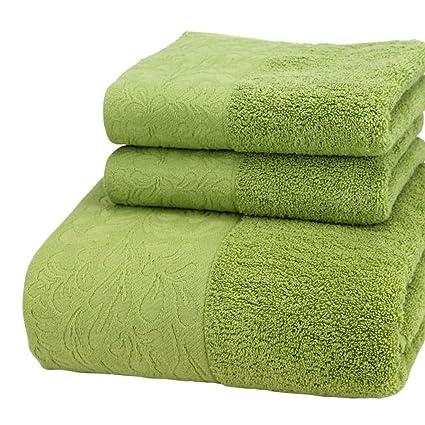 3 piezas Juego de toallas toalla de baño toallas de lujo 700 gsm Super suave pelusa