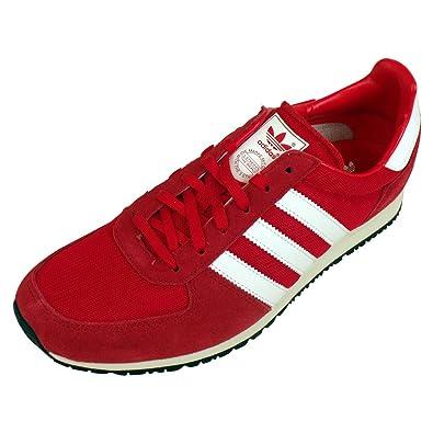 big sale 785e8 de9e2 Mens Adidas Originals AdiStar Racer NC Trainer Suede Retro Trainers Q20719 6