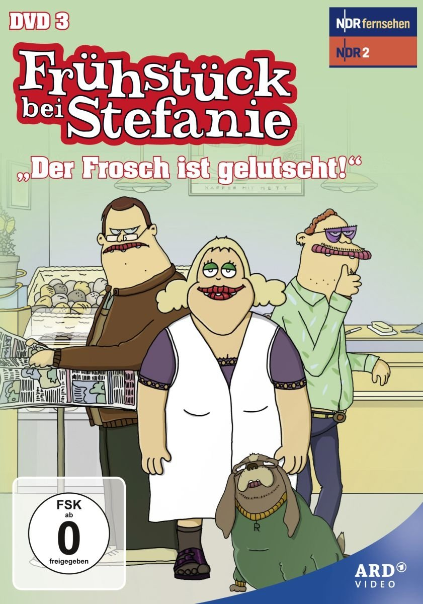 Frühstück bei Stefanie 3 - Der Frosch ist gelutscht!: Amazon.de ...