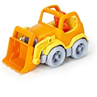 Green Toys Scooper Construction Truck (Yellow/Orange)