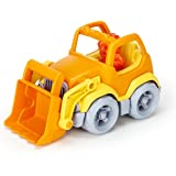 "Green Toys Scooper Construction Truck, Yellow/Orange, 7.5"" x 4.5"" x 4.5"""