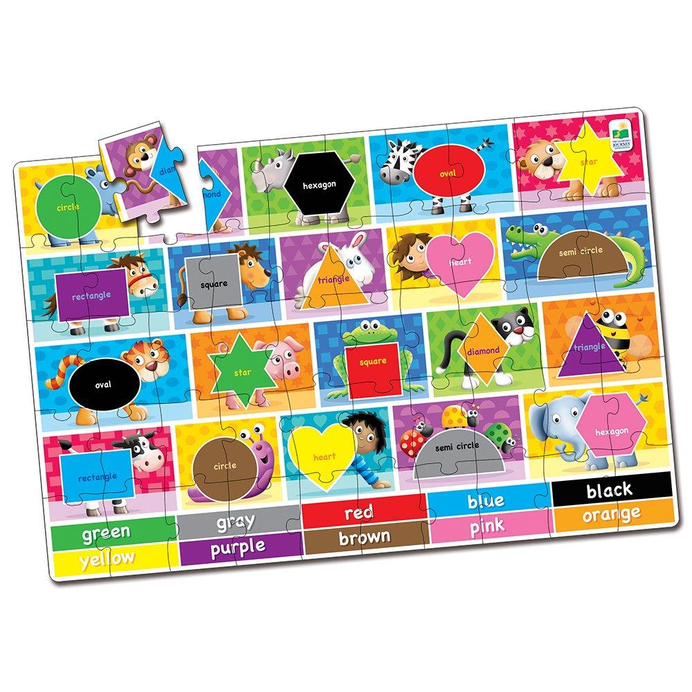 Multi The Learning Journey International The Learning Journey 436318 Jumbo Alphabet Floor Puzzles