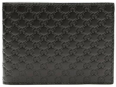 17372418fb1c (グッチ) GUCCI 財布 二つ折り グッチシマ レザー メンズ 292534 アウトレット [並行輸入品