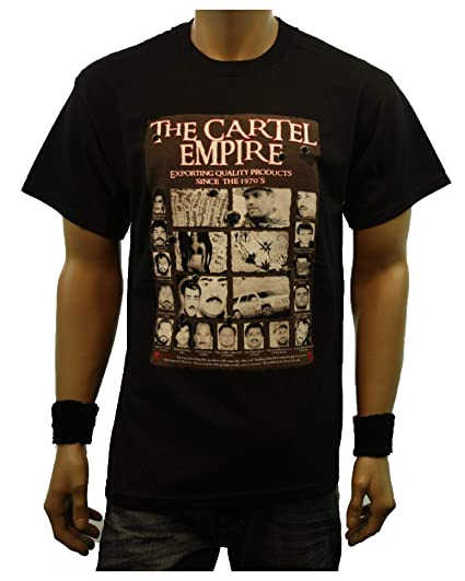 90210 Wholesale Mexico Graphic T-Shirts The Cartel Empire