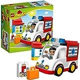 LEGO DUPLO LEGOville - 10527 - Jeu De Construction - L'ambulance