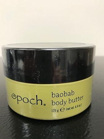 Baobab Body Butter.Epoch Baobab Body Butter Nu Skin Stretch Mark Relief 4 4 Oz 125 G