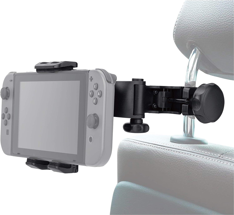 FR-TEC - Soporte Reposacabezas del Coche (Nintendo Switch / Nintendo Switch Lite): Amazon.es: Videojuegos