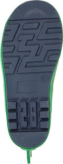 Mountain Warehouse Botas de Lluvia Character Junior para ni/ños Tipo Wellington de Comodidad Adicional Impermeables para Caminar duraderas y f/áciles de Limpiar