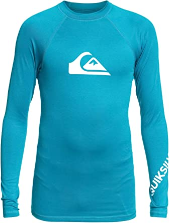 Quiksilver Childrens On Tour S//sl Surf Tee