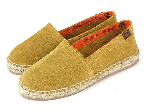 Gioseppo BOCAIRENT, Alpargatas para Niños, Camel, 31 EU: Amazon.es: Zapatos y complementos