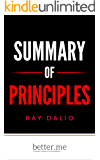 Summary of Principles: Life and Work by Ray Dalio in Depth Analysis and Evaluation of Main Points