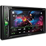 "Pioneer AVH-200EX Multimedia DVD Receiver with 6.2"" WVGA Display, and Built-in Bluetooth"