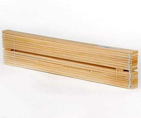 Tr/ès R/ésistant pour Cadre de lit Plateforme Lattes pour Sommier 120x190 120x200 Supporte Jusqu/'/à 300 kg 25 Lattes sans Cadre Sommier /à Lattes en Bois