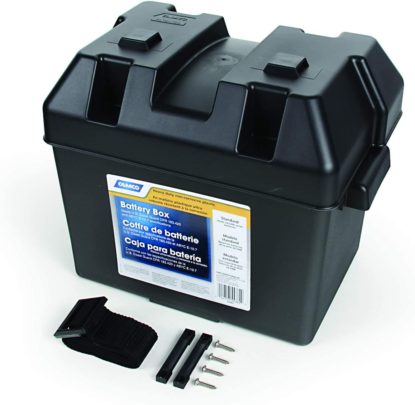 Camco Regular Battery Box