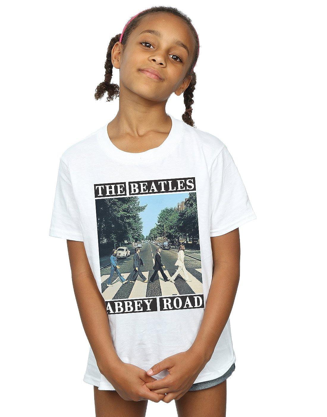 The Beatles Girls Abbey Road T-Shirt