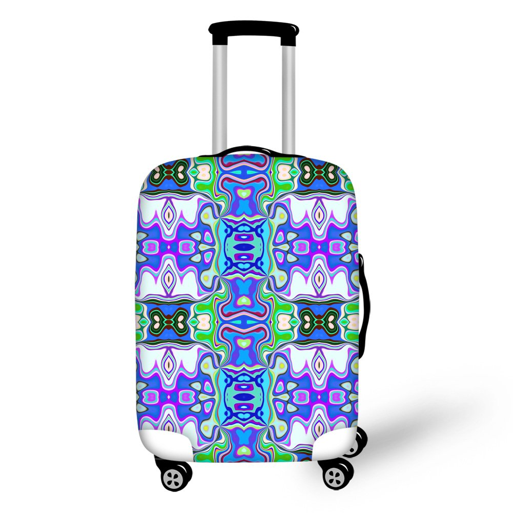 CHAQLIN Travel Rolling Luggage Cover New Design Luggage Sets Suitcase Cover 26-28inch Luggage