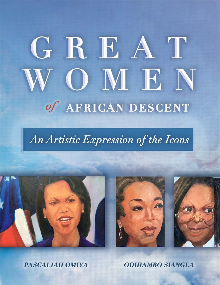 Great Women of African Descent: An Artistic Expression of the Icons